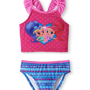 Nickelodeon Toddler Girls size 2T Swimsuit new